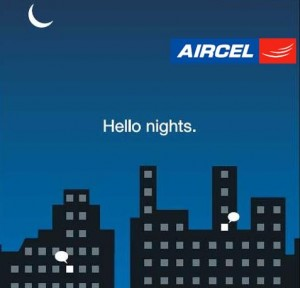 Aircel_Launches_Pan_India_Night_Calling_Pack