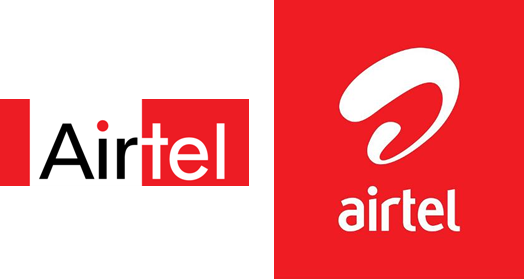 airtel-new-old-logo