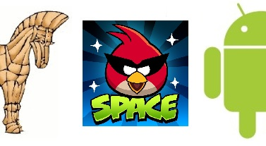 Angry Birds Android Trojan Horse