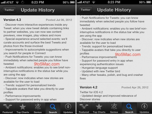 Twitter-iPhone-v4.3-Changelog