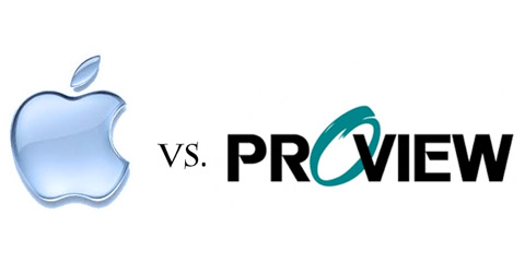 apple vs proveiw The end goal of your ios app preview and google play store promo video are  very similar: improve conversion on the app listing and get more engaged users.