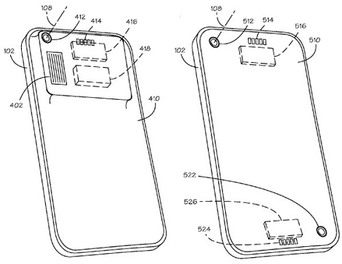 iPhone-Interchangable-cover-patent