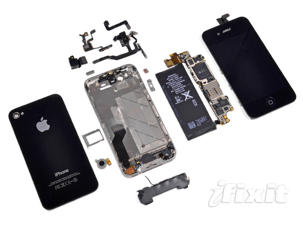 4s teardown 1