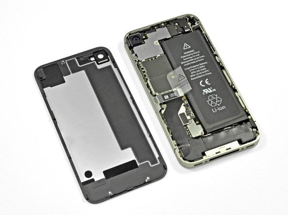 4s teardown 3