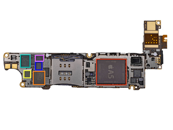 4s teardown 6