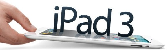 iPad 3 may arrive in next 3-4 months