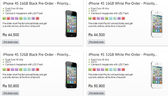 iphone-4s-preorder-airtel