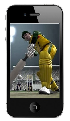iphone cricket app