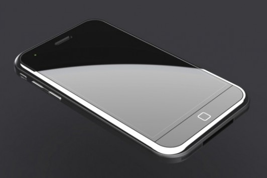 iphone 5-render