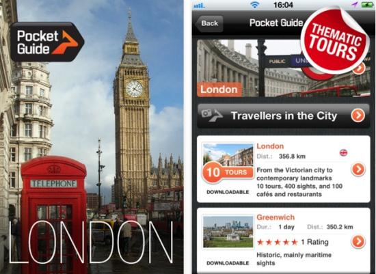London - Pocket Guide