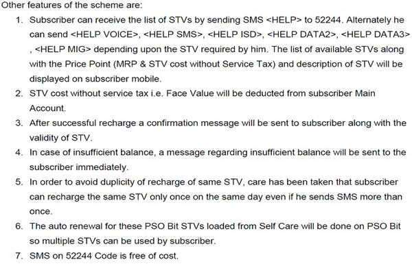 BSNL-STV-Code-north-4