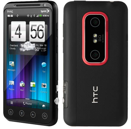 htc evo 3d smartphone india