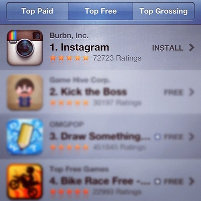 Instagram-No-One-App-Store