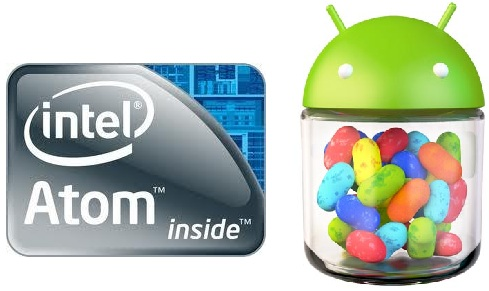 Intel working to bring Android 4.1 Jelly Bean on Atom ...