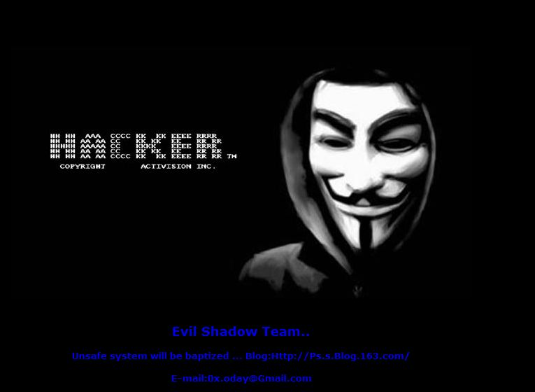MS-India-Hacked-Banner