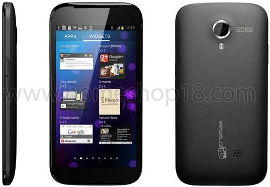 Micromax-A100-Leaked