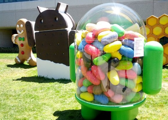Android-jellybean-statue-official