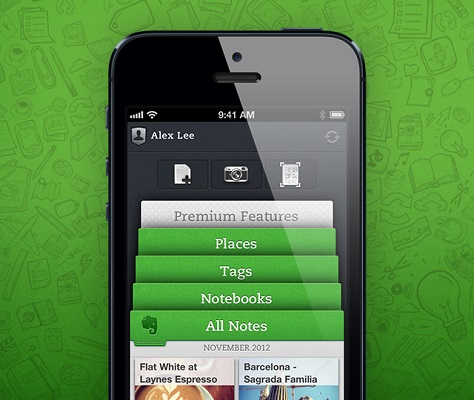 Evernote-5-iOS