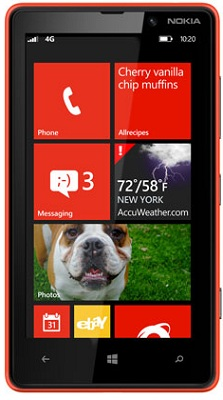 WP8-Homescreen