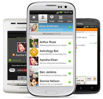 Nimbuzz-Android-v2.3