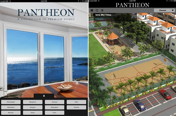 Sulekha-Pantheon-iPad-App