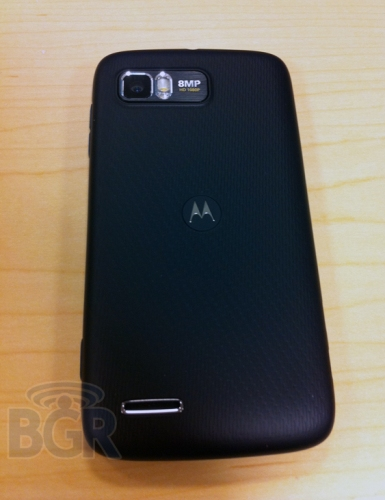 Motorola Atrix 2 pictures and details leaked