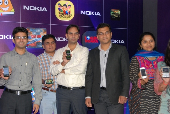 Sunil_Rao__Head__Forum_Nokia_with_Developers_from_Nokia_Millionaire_League