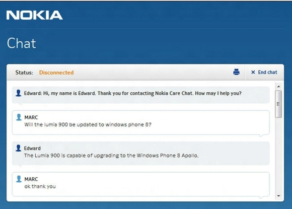 lumia 900 upgrade to windows 8 means can repair