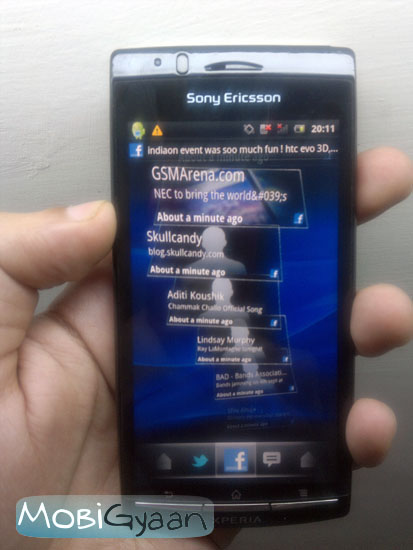 how to download text messages from sony xperia