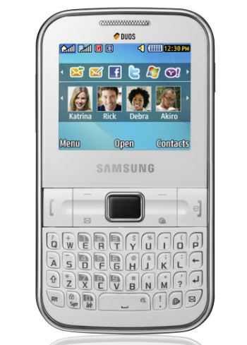 Samsung to launch Dual sim QWERTY phone Samsung Ch@t-322 Samsung to launch Dual sim QWERTY phone Samsung Ch@t-322 Samsung to launch Dual sim QWERTY phone Samsung Ch@t-322 Samsung to launch Dual sim QWERTY phone Samsung Ch@t-322