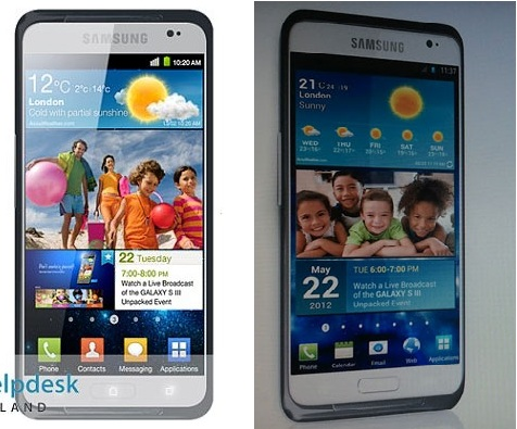 Galaxy-SIII-Leaks-Comparison