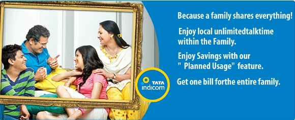 tata-indicom-family-plan