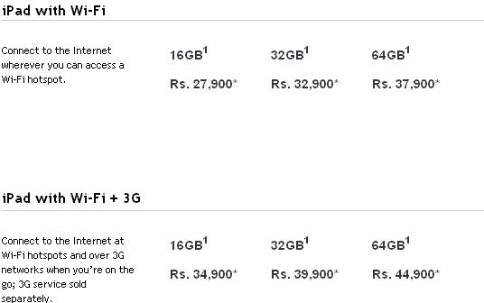 ipad-india-prices