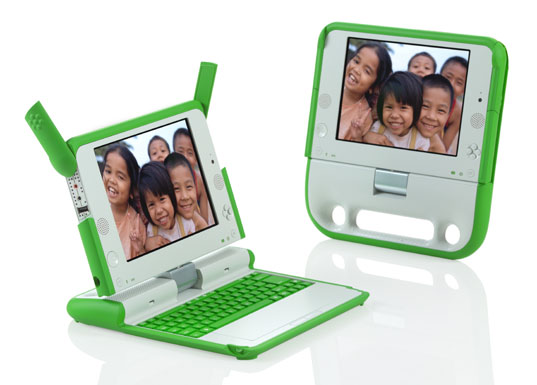 OLPC will unveil the XO-3 Tablet at CES 01