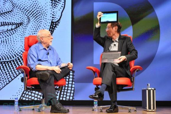 Asus CEO unveils Transformer Prime, 10 inch Tegra 3 powered tablet