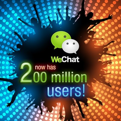 WeChat-200-Million