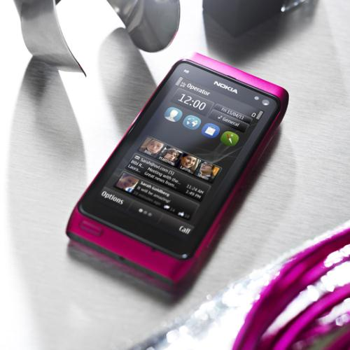 Fancy a Nokia N8 in Pink ? Fancy a Nokia N8 in Pink ?