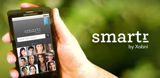 Smartr-Contacts leader