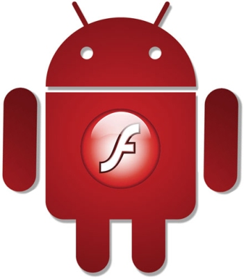 android-red-flash