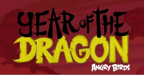 New Angry Birds Seasons Episode Year Of The Dragon