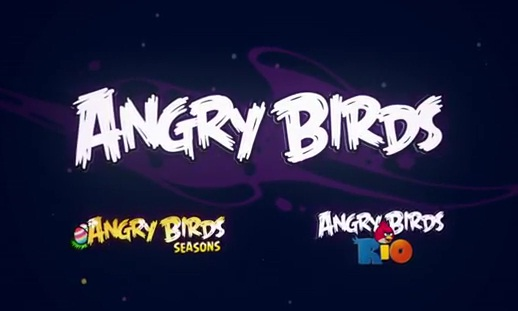 angry birds all logo