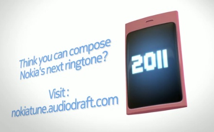nokia ringtone contest
