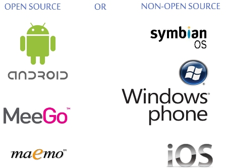 Ecosystem (Android, Maemo etc) or Closed Ecosystem (iOS, WP7 etc)