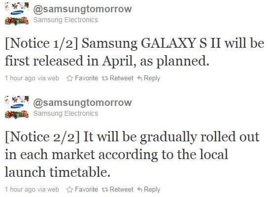 samsung-galaxy-s-II-tweet