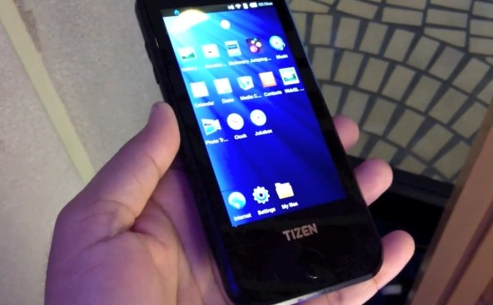 tizen-dev-device