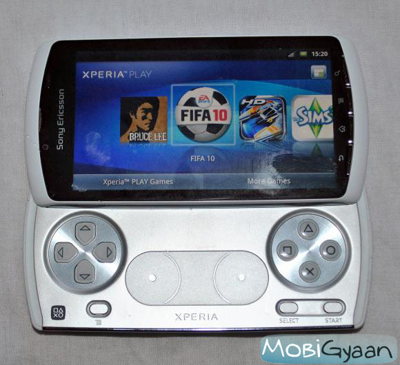 Xperia Play review: Game on!