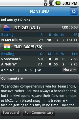 cricbuzz cricket