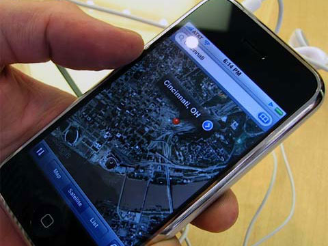 iPhone-Gets-Google-Earth-Applications
