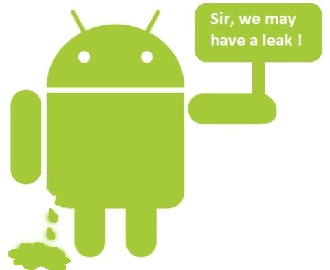 android_leak