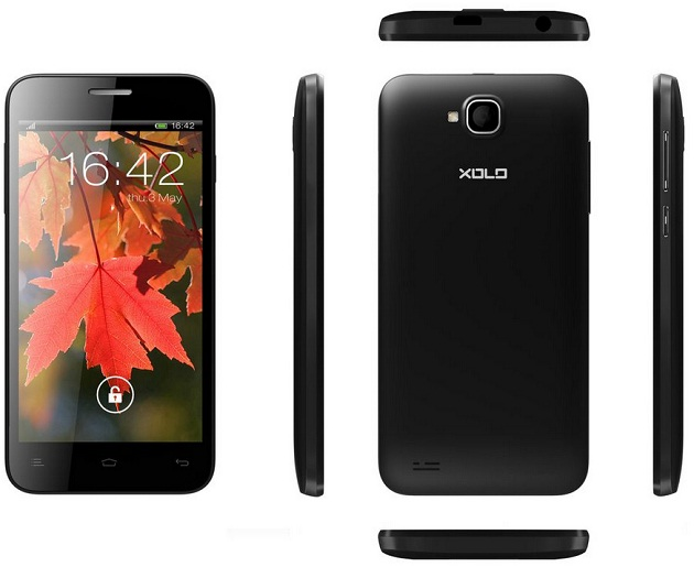 XOLO Q800 quad core